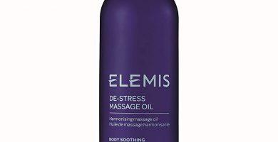 aceite para masaje relajante