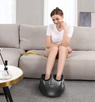 masaje pies eléctrico shiatsu