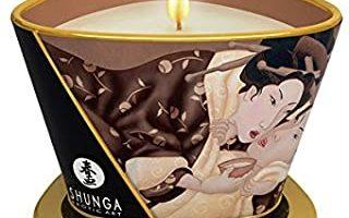 shunga vela de masaje excitation