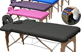 cama de masaje fisioterapia
